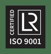 Lloyds Register Certification ISO 9001 Certified