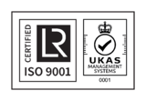 UKAS AND ISO 9001 Certified